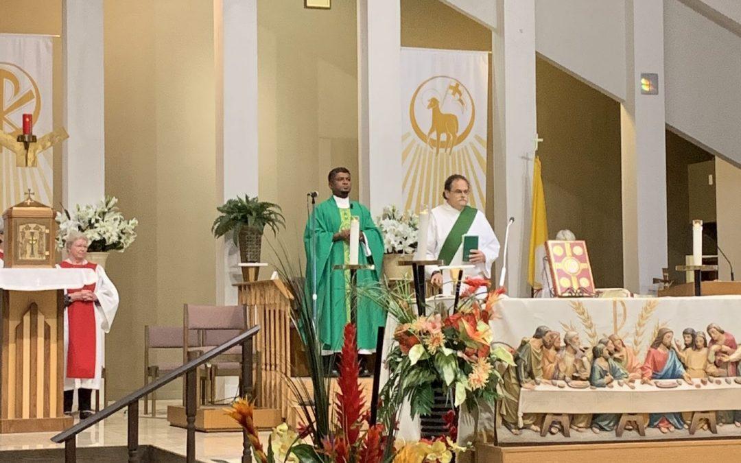 Father Nathan St Gabriel | September 01, 2019