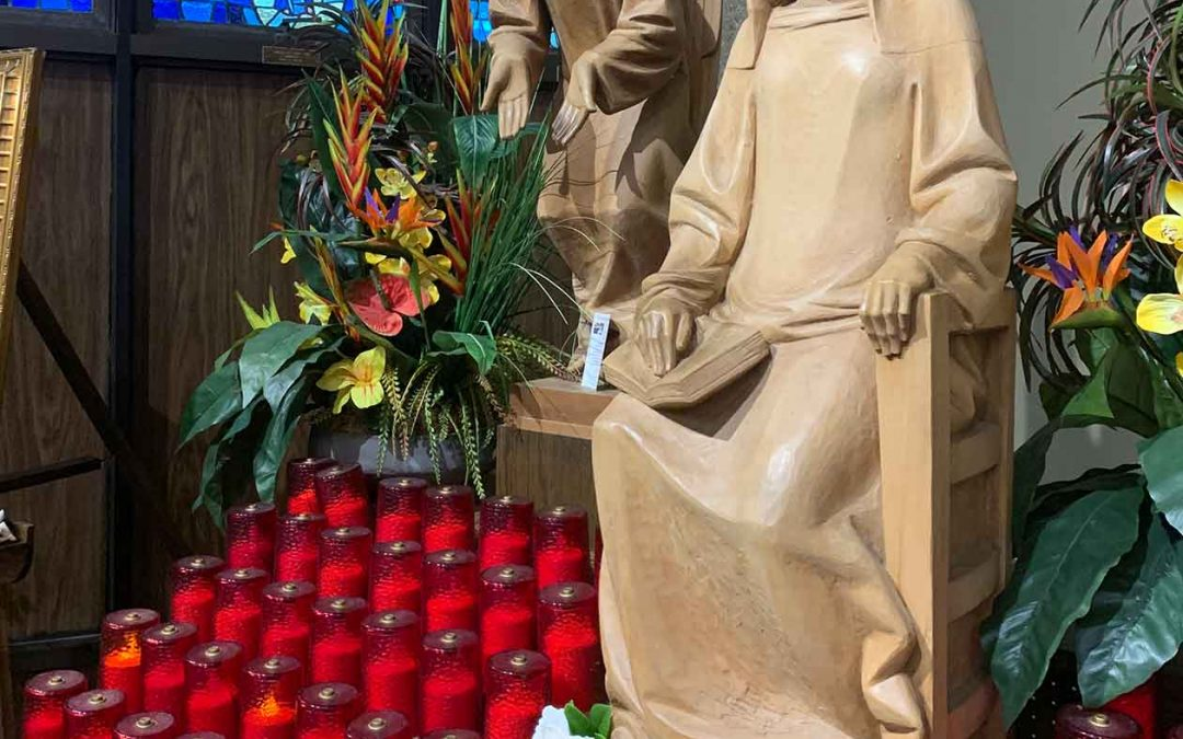 Father Nathan St Gabriel | September 08, 2019