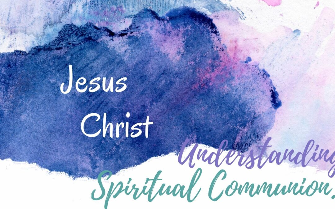 Father Nathan St Gabriel | May 24, 2020 Spiritual Communion