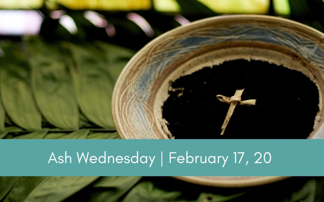 Father Nathan Homily | Ash Wednesday | February 17, 2021