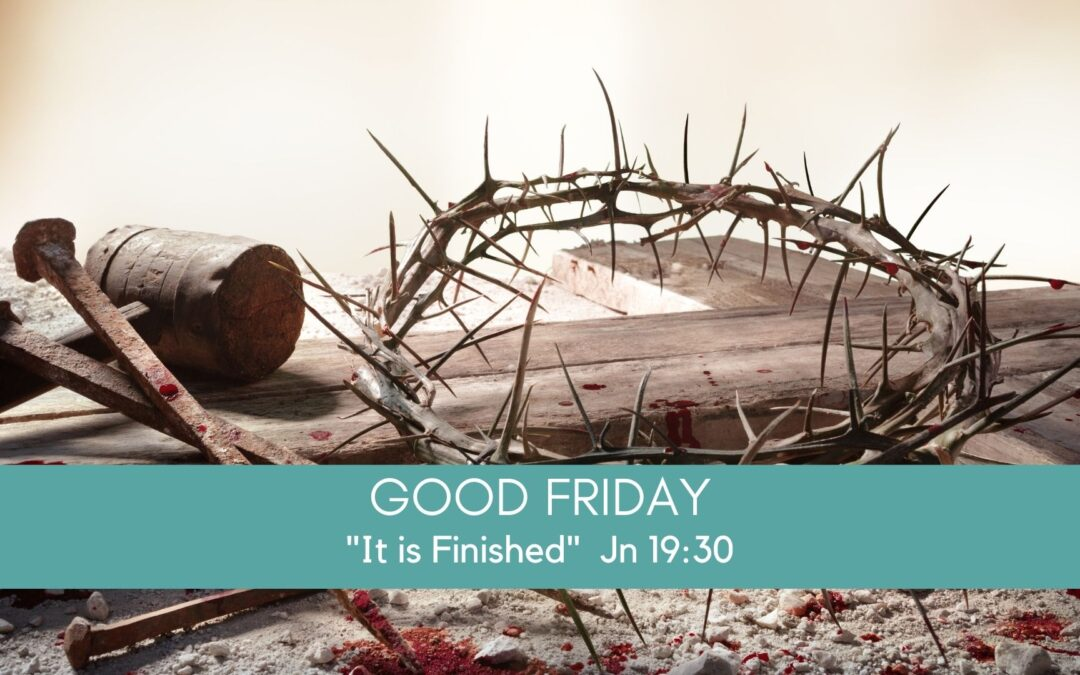 Father Nathan Homily | Good Friday | April 2, 2021